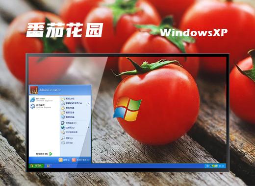 番茄花园 xp系统简体中文家庭版 V2021.09