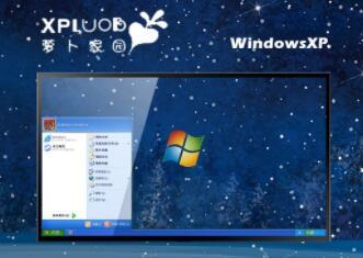 新萝卜家园Ghost Win XP稳定版装机版 v2014